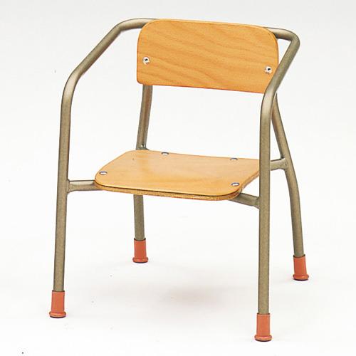 550db6c0b967ed 乳児用チェリー椅子 メタリック