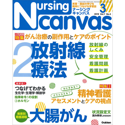 Nursing Canvas2019年3月号Vol.7No.3